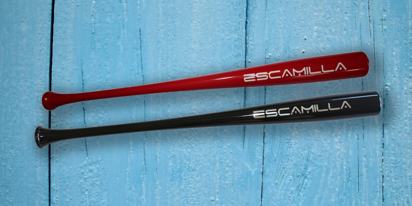 Escamilla handcrafted wood bats